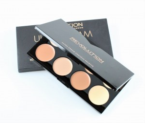 Revolution Ultra Cream Contour Palette