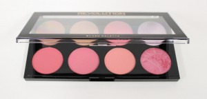 Revolution Ultra Blush Palette - Sugar and Spice